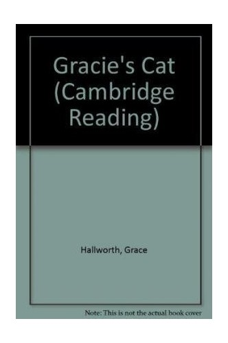 Gracie's Cat By Grace Hallworth