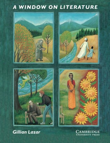A Window on Literature By Gillian Lazar