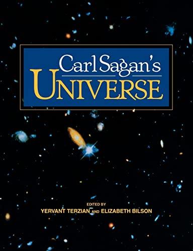 Carl Sagan's Universe By Yervant Terzian