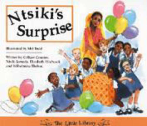 Ntsiki's surprise (English) By Colleen Cousins