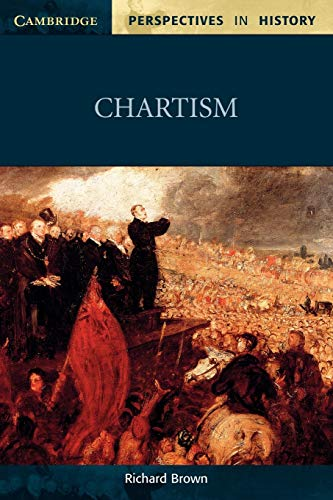 Chartism By Richard Brown