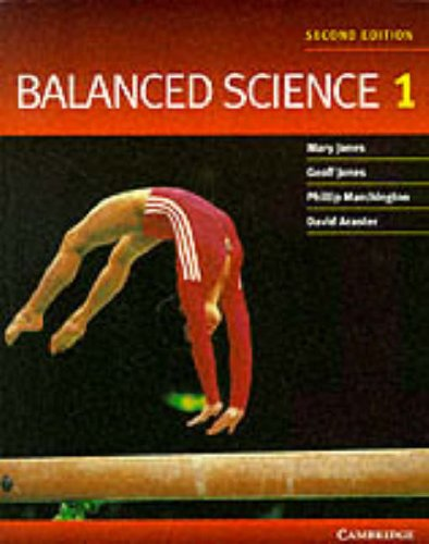Balanced Science 1 By Mary Jones