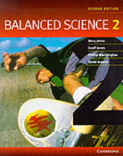Balanced Science 2 By Mary Jones