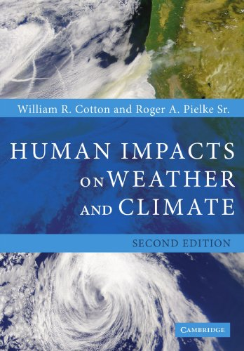 Human Impacts on Weather and Climate By William R. Cotton