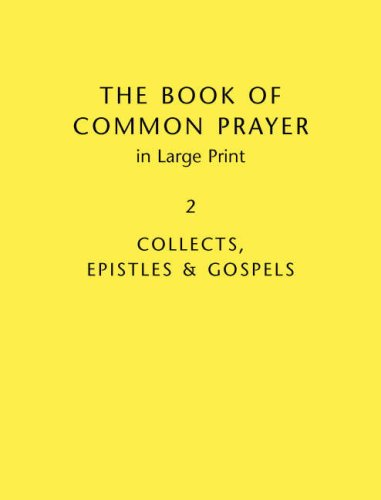 Book of Common Prayer, Large Print Edition, CP800 By Prayer Book