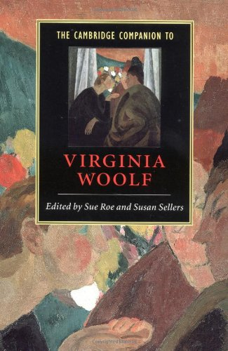 The Cambridge Companion to Virginia Woolf by Sue Roe