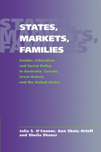 States, Markets, Families By Julia S. O'Connor (National Economic and Social Council, Dublin)