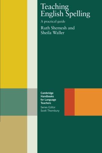 Teaching English Spelling By Ruth Shemesh