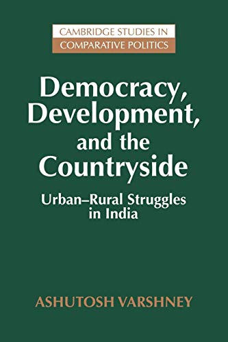 Democracy, Development, and the Countryside By Albert J. Harnois