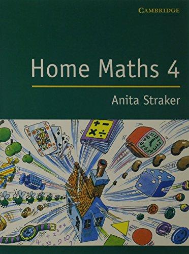 Home Maths Pupil's book 4: Vol 4 By Anita Straker