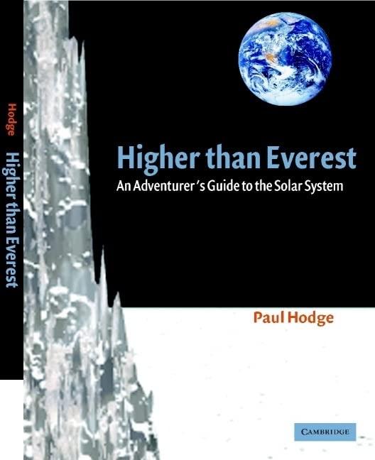 Higher than Everest By Paul Hodge (University of Washington)