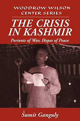 The Crisis in Kashmir By Sumit Ganguly