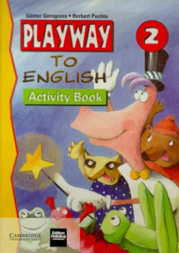 Playway to English 2 Activity book by Gunter Gerngross