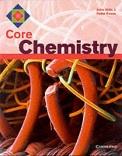 Core Chemistry By Peter Evans
