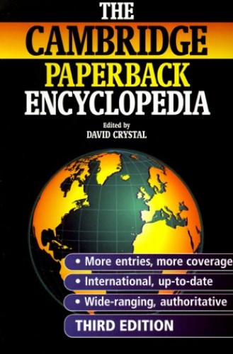 The Cambridge Paperback Encyclopedia By David Crystal