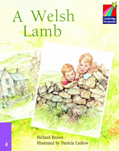 A Welsh Lamb ELT Edition By Richard Brown