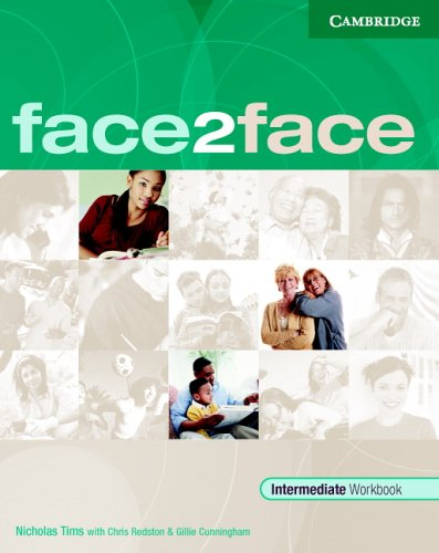 face2face Intermediate Workbook with Key By Nicholas Tims
