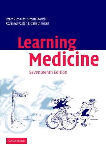 Learning Medicine By Peter Richards (University of Cambridge)