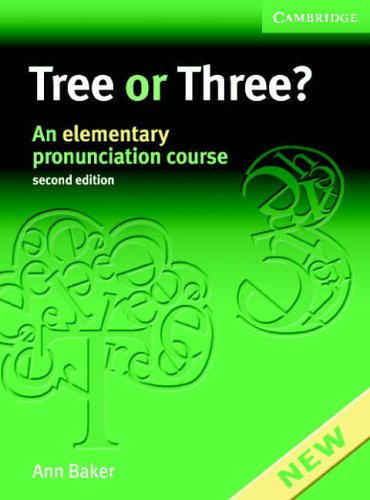 Tree or Three? Student's Book and Audio CD By Ann Baker