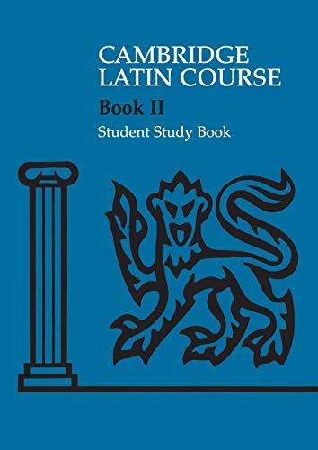 Cambridge Latin Course 2 Student Study Book By Cambridge School Classics Project