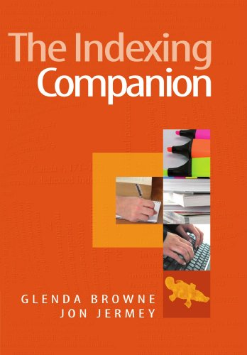 The Indexing Companion By Jon Jermey