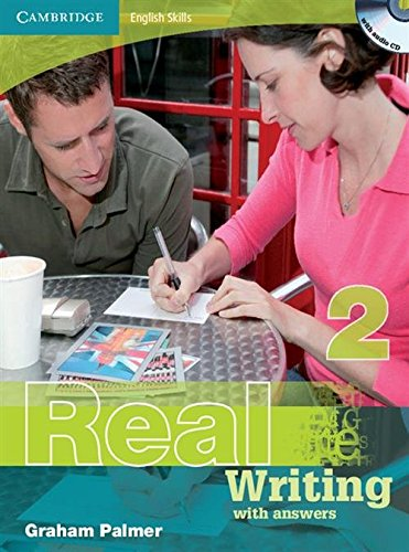 Cambridge English Skills Real Writing Level 2 with Answers and Audio CD by Graham Palmer