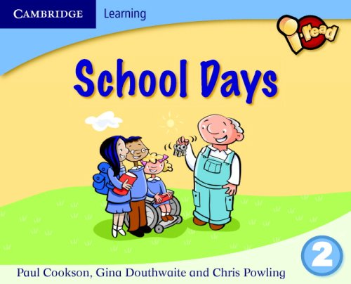 i-read Year 2 Anthology: School Days By Chris Powling