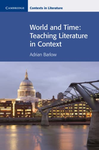 World and Time By Adrian Barlow