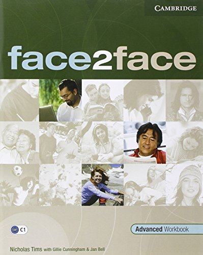 face2face Advanced Workbook with Key By Nicholas Tims