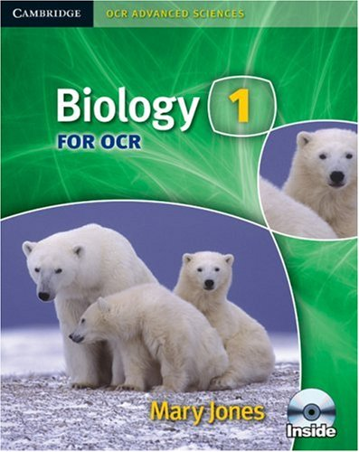 Biology 1 for OCR By Mary Jones