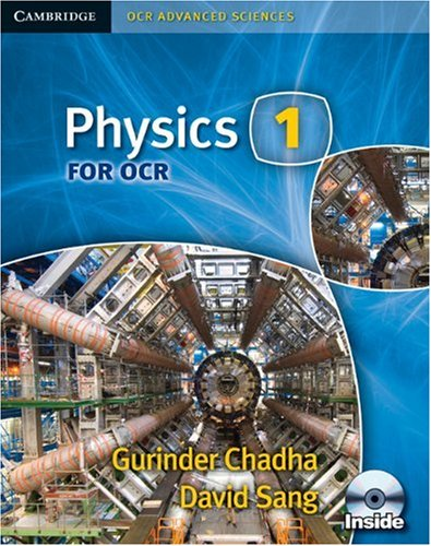 Physics 1 for OCR Student's Book with CD-ROM By David Sang