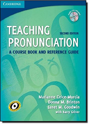 Teaching Pronunciation Paperback with Audio CDs (2) By Marianne Celce-Murcia (University of California, Los Angeles)
