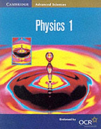 Physics 1 By David Sang