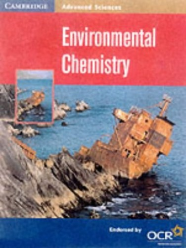 Environmental Chemistry By Alan Winfield