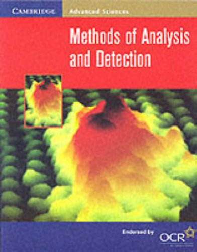 Methods of Analysis and Detection By Anne McCarthy