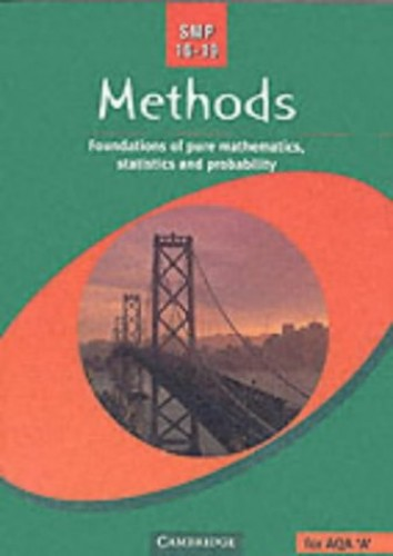 SMP 16-19 Methods By School Mathematics Project
