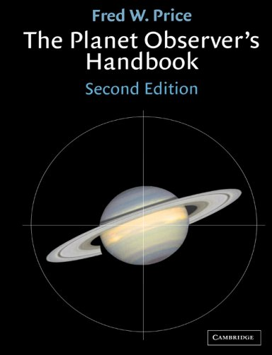 The Planet Observer's Handbook By Fred W. Price (State University of New York, Buffalo)