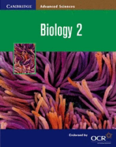 Biology 2 By Mary Jones