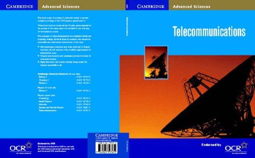 Telecommunications By Stuart Kennedy