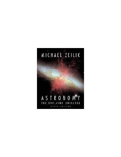 Astronomy By Michael Zeilik (University of New Mexico)