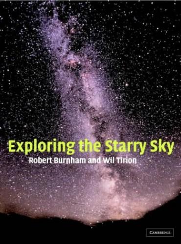 Exploring the Starry Sky by Robert Burnham
