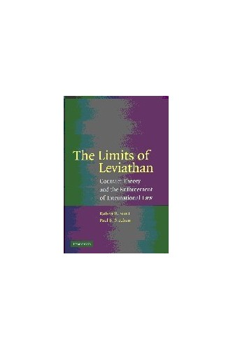 The Limits of Leviathan By Robert E. Scott