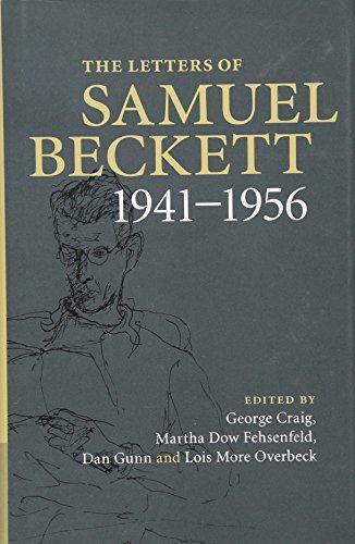 The Letters of Samuel Beckett: Volume 2, 1941-1956 von Samuel Beckett