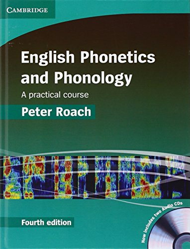 English Phonetics and Phonology Hardback with Audio CDs (2) By Peter J. Roach