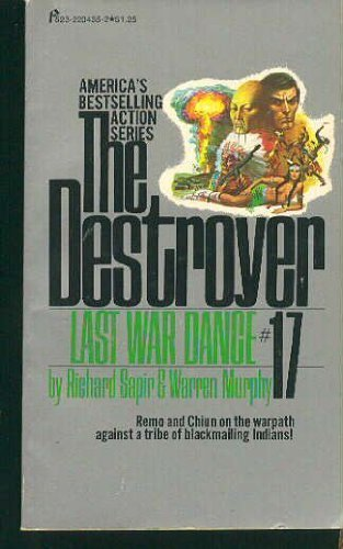 Last War Dance 17 By Richard Sapir