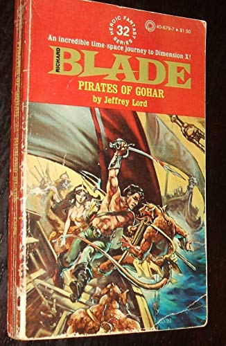 Pirates of Gohar By Jeffrey [Roland Green] Lord