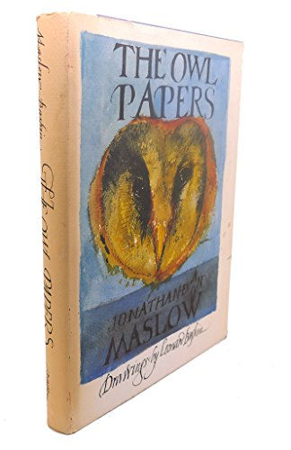 Owl Papers By Maslow