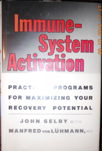 Selby & Von Luhmann : Immune-System Activation (Hbk) By John Selby