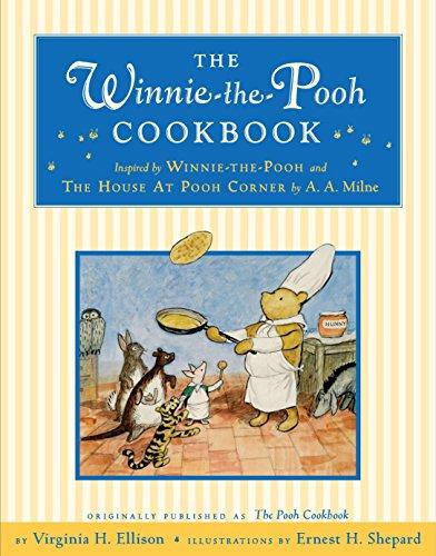 The Winnie-the-Pooh Cookbook By Virginia Ellison