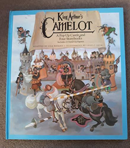King Arthur's Camelot By Lisa Rojany
